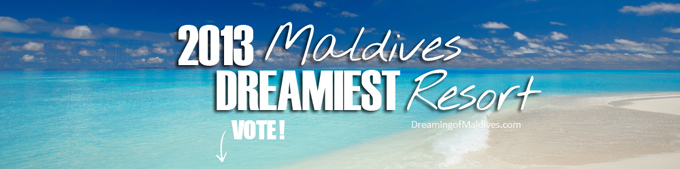 2013 Maldives Best Resort