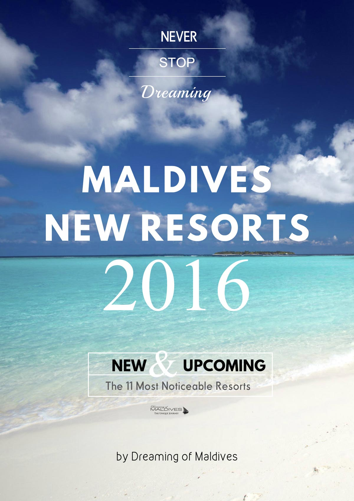 New Opening Resorts in Maldives in 2016