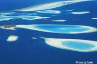 15 beautiful aerial photos of the Maldives