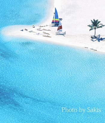 Maldives aerial  photo by Sakis Papadopoulos