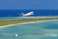 Maldives International Airport - New 25 USD Tax to Take off !