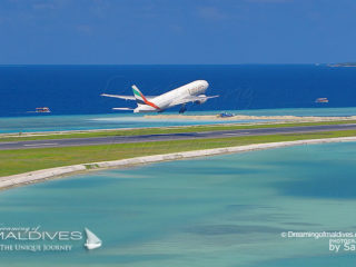 Maldives International Airport - New 25 USD Tax to Take off !