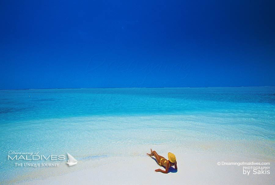 The Art of Doing Nothing in Maldives