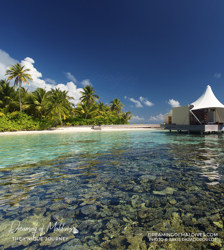Maldives Beautiful Places - Best resort for snorkeling