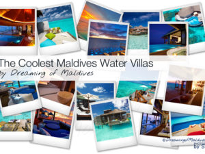 The Maldives Best and Coolest water Villas