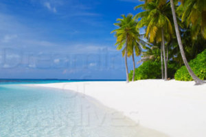 Photo of the Day : Maldives or The Dream of a Perfect Beach