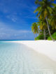 Dreamy beach in Maldives