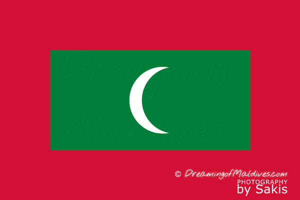 Fun Fact You Might Not Know about Maldives - Maldives Flag