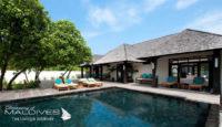 Family Rooms Pool Beach Villa Sun Siyam Iru Fushi