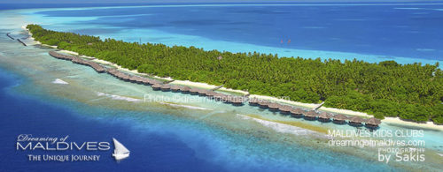 maldives family hotels with kids club Kuramathi The island