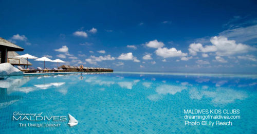 Maldives Family Hotel Lily Beach Pool