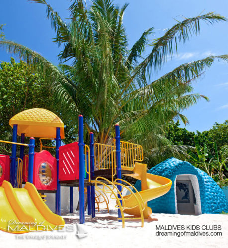sheraton full moon kids club