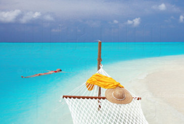 Photo of the Day : Maldives…Me…and The Blue. Nothing else matters