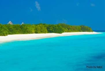 Photo of the Day : To live happy...live hidden, in Maldives !