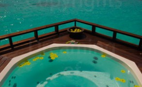Lily Beach Maldives. Tamara Spa