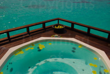 Lily Beach Maldives. Tamara Spa
