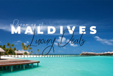 The Maldives are getting cheaper. Here are the Best deals Right Now !
