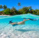 Best Maldives snorkeling resort photo