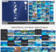 Maldives Map with Resorts Atolls and Airports