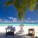 Maldives massage on the beach