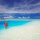 Just another day at Medhufushi Maldives