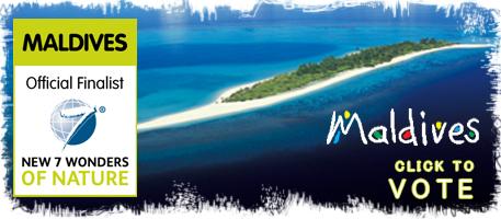 Maldives 7 Nature Wonder
