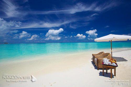 Maldives Tropical Paradise beach (50 Photos of Paradise Beaches from the Maldives Islands)