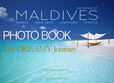 Maldives Photo Book & Wall Calendar