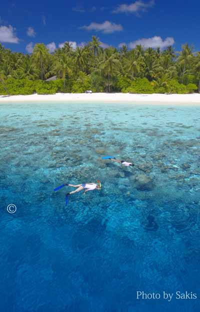 Dreaming of Maldives photography by Sakis