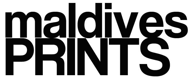 Maldives Prints