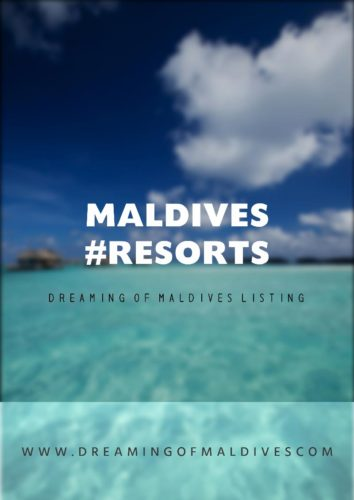 List of Hotels and Resorts in Maldives