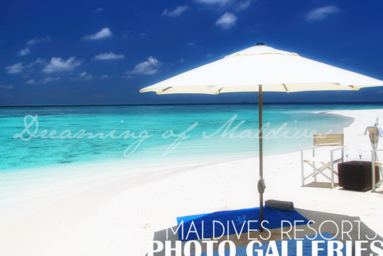 Photo Galleries of our favorite Maldives Resorts