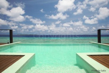Maldives Resort | Water Villa with lagoon View at Zitahli Kuda-Funafaru