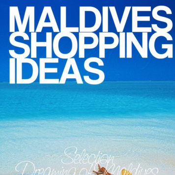 maldives shopping ideas
