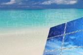 Solar Energy Forever in Soneva Fushi Maldives