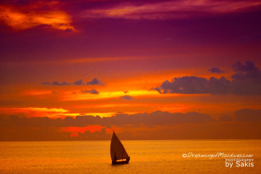 Maldives Sunset Photo Gallery - 26 Amazing Photos