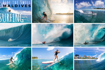 Surf in Maldives. Photo Gallery