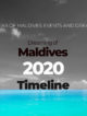 Maldives Timeline events