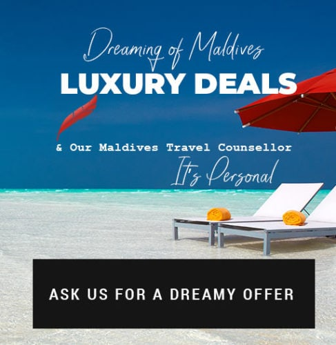 Dreaming of Maldives Luxury deals