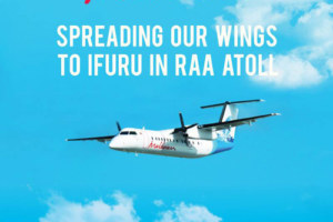 Maldivian will soon reach Raa Atoll, with a new route to Ifuru New Domestic Airport !