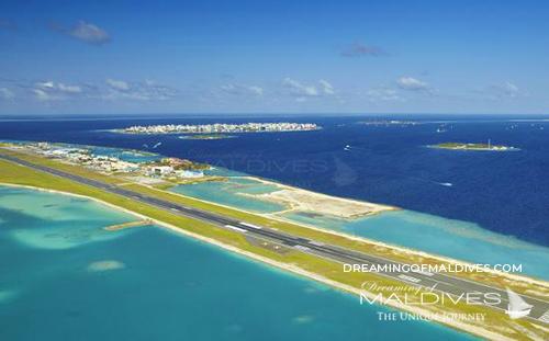 Maldives Male International Airport Runway