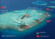 Naladhu Maldives Resort Snorkeling and Diving Map