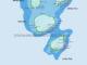 maldives map 3 from Dhaalu Atoll to Laamu Atoll