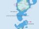 Map 4 from Gaafu Alifu Atoll to Seenu Atoll