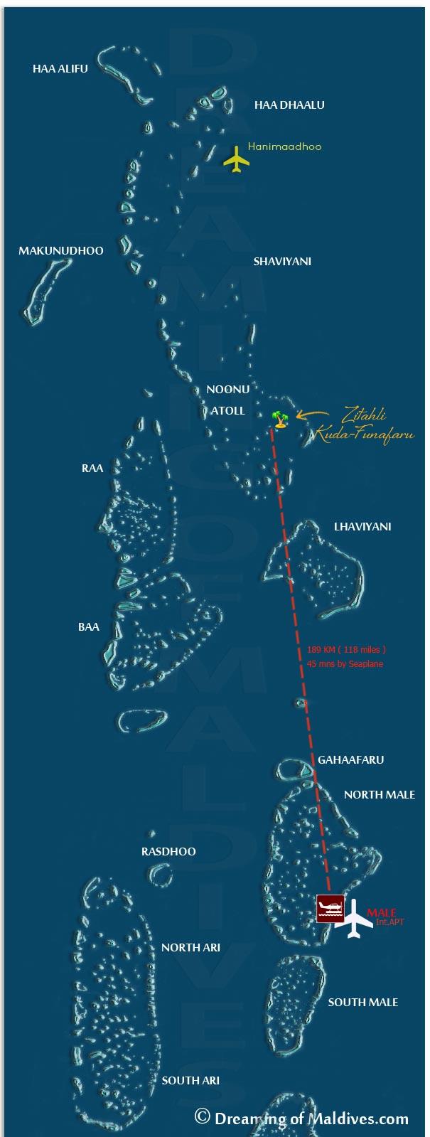 mapmaldives