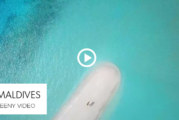 The Daily Teeny-Tiny Maldives Video. Milaidhoo. 46 Seconds of Relaxation
