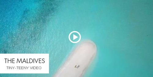 Maldives Milaidhoo Aerial Video by Drone