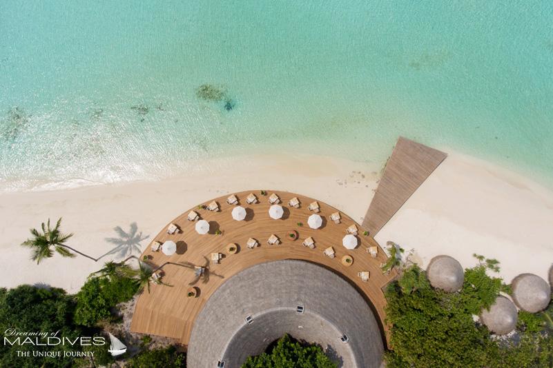 Milaidhoo Maldives Ocean Restaurant