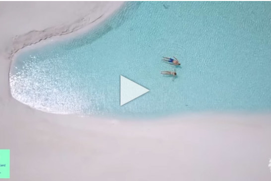 Maldives, the Ultimate Dream at Milaidhoo. A Short Video