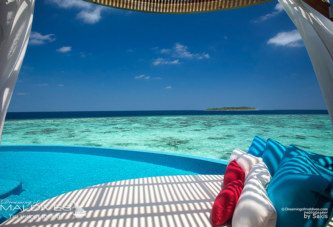 Welcome to Milaidhoo, a Resort Island Made for You. Visit and Photos